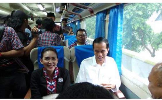 Faktor Jokowi Rieke-Teten Jadi Runner Up