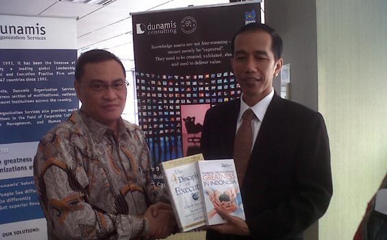 Jokowi Berharap Solo Bisa Memotivasi Daerah Lain