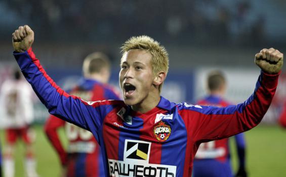 Selangkah Lagi Keisuke Honda Berseragam Lazio