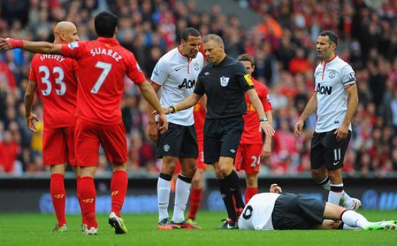 Laga Liverpool vs Manchester United