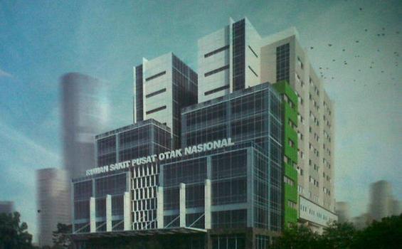 Standar Hotel, Rumah Sakit Otak untuk Pasien Kelas 3
