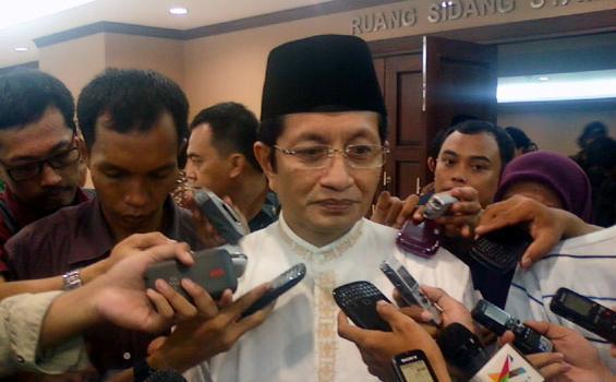 Imam Besar Istiqlal Sebut Gairah Ibadah Umat Islam Pada Ramadan 2018 Meningkat