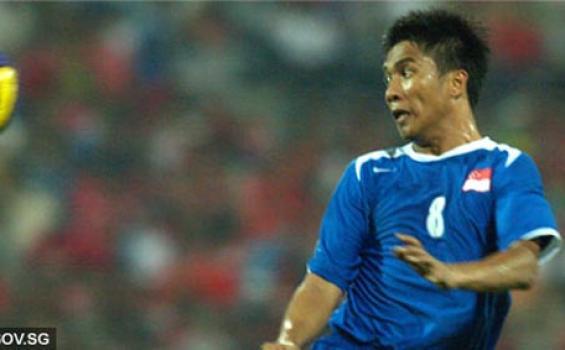 Pemain asal Singapura, Noh Alam Shah meninggalkan Arema