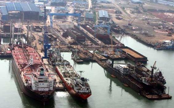 Kapal di PT Nanindah Mutiara Shipyar Hendak Dibawa Kabur, Komisi I DPRD Kota Batam pun Bertindak