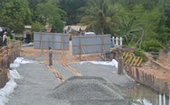 Warga Rangko Apresiasi Aparat Manggarai Barat yang Amankan Pembangunan Jalan