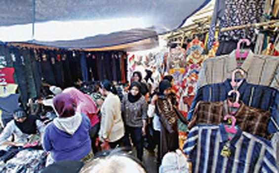 Waspadai Pasar Tumpah Tegalgubug