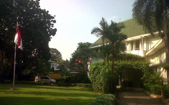 Rumah Dinas Jokowi di Taman Suropati akan Direnovasi