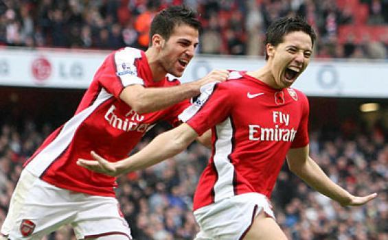 Ungkap Alasan Tinggalkan Arsenal, Fabregas Sebut hanya Van Persie dan Samir Nasri yang Selevel