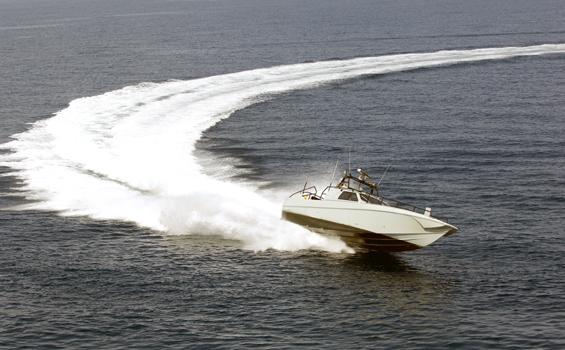 Tabrakan Speed Boat: Lima Luka Berat, Satu Masih Kritis