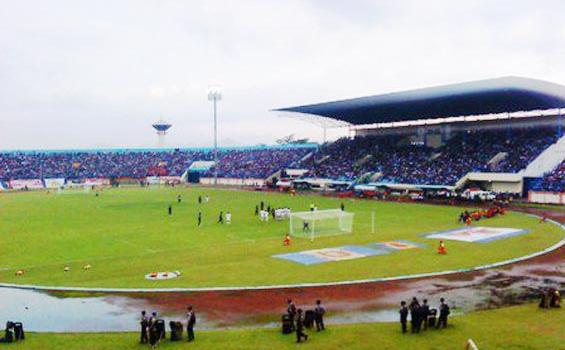 Kandang Arema FC Stadion Kanjuruhan Jadi Tempat Karantina Warga yang Datang ke Malang