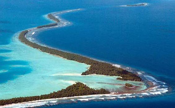 Tuvalu, Pulau Indah di Samudera Pasifik yang Terancam Tenggelam