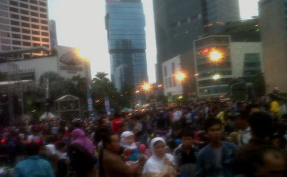 Pentaskan Berbagai Festival, Jakarta Siap Dikunjungi 2,4 Juta Wisatawan