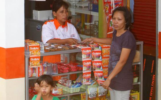 Sari Husada Sumbang 57 Warung Anak Sehat