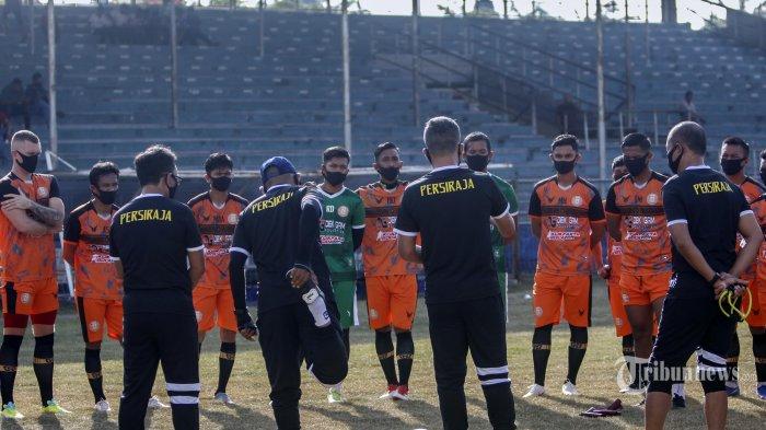 Persiraja Banda Aceh Komitmen Jalankan Protokol Kesehatan Dengan Baik di Piala Menpora 2021