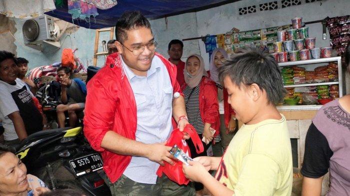 Wakil ketua Fraksi PSI DPRD DKI Jakarta, Justin Adrian
