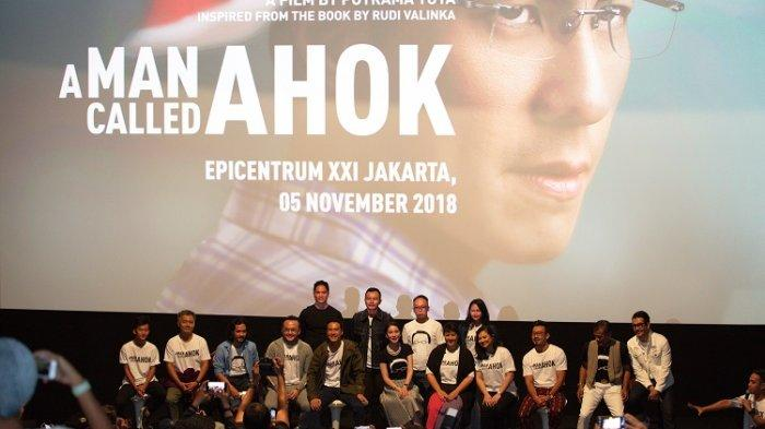 Film 'A Man Called Ahok' Sukses Menginspirasi Keluarga