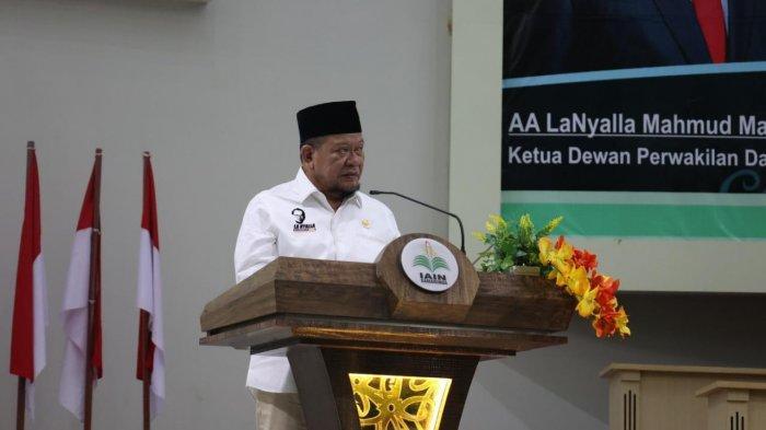 Ketua DPD RI Minta Timnas Sepak Bola Indonesia Fokus ke Kualifikasi Piala Dunia 2022