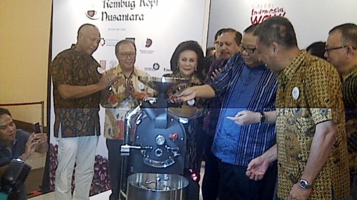 Menkop UKM Galau, Pengolah Kopi Indonesia Belum Dipatenkan
