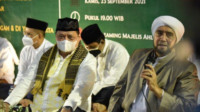 Airlangga Hartarto Tafsirkan Warisan 'Apem' Ki Ageng Gribig untuk Majukan Ekonomi Masyarakat