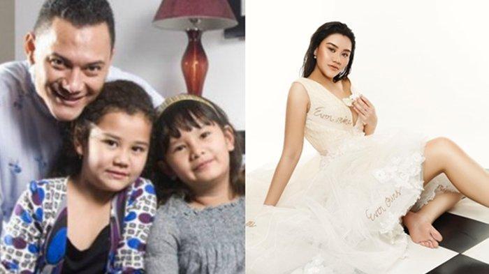 Hari Ayah, Aaliyah Massaid Unggah Foto Adjie Massaid dan Buat Netizen Terharu Lewat Caption-nya