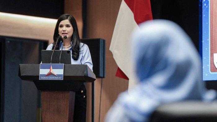 Perempuan Rentan Kekerasan Selama Pandemi, Annisa Yudhoyono: Perempuan Harus Punya Daya Saing