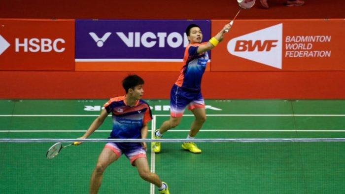 Berpotensi Bentrok dengan Leo/Daniel di Swiss Open 2021, Ganda Putra Malaysia Enggan Jemawa