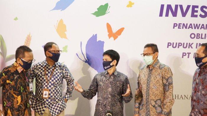 Kinerja 2019 Positif, Pupuk Indonesia Setorkan Pajak dan Dividen Rp 8,17 Triliun