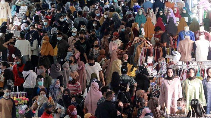 Satgas Covid-19: Pemprov DKI Sudah Diingatkan Potensi Kerumunan di Pasar Tanah Abang