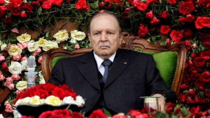 Mantan Presiden Aljazair Abdelaziz Bouteflika Meninggal Dunia di Usia 84 Tahun