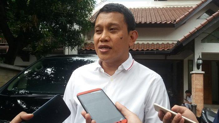 Wakil Ketua Tim Kampanye Nasional (TKN) Jokowi-Ma'ruf, Abdul Kadir Karding