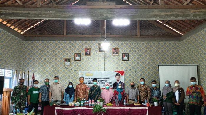 Abdul Hakim Perjuangkan Aspirasi  Warga Desa Rejomulyo  Dalam Pengoptimalan UMKM