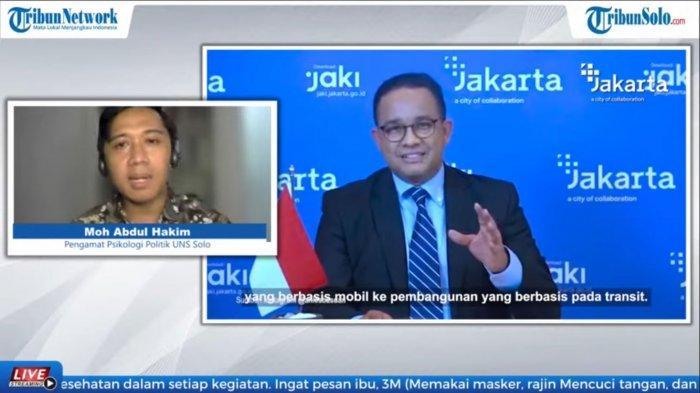 Mohammad Abdul Hakim dalam program Overview Tribunnews.com, Kamis (29/4/2021).