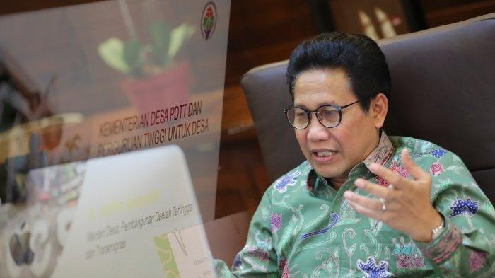 Gus Halim Ingatkan Pentingnya Data Desa Saat Lepas KKN UIN Jakarta