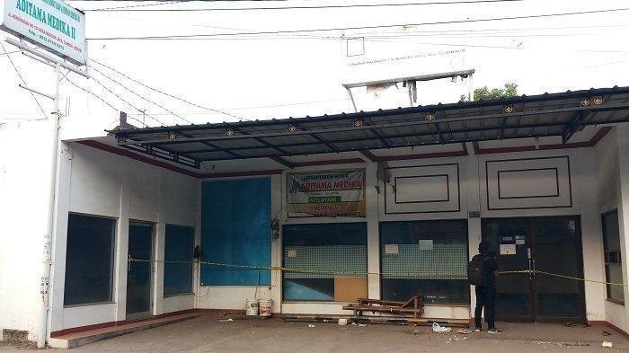 Penampakan Klinik Aborsi di Bekasi yang Digerebek Polisi, Ditemukan Janin