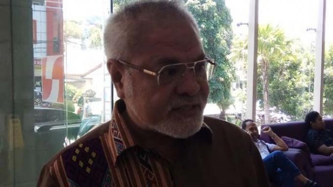 Anggota Komite I DPD RI Abraham Liyanto: BUMDes belum Efektif, Perlu Pihak Ketiga sebagai Pengelola