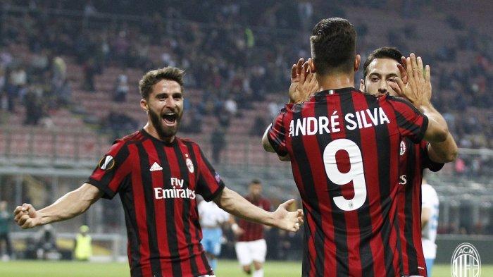 Layu Sebelum Berkembang Bersama AC Milan, Andre Silva Tak Pedulikan Masa Lalunya