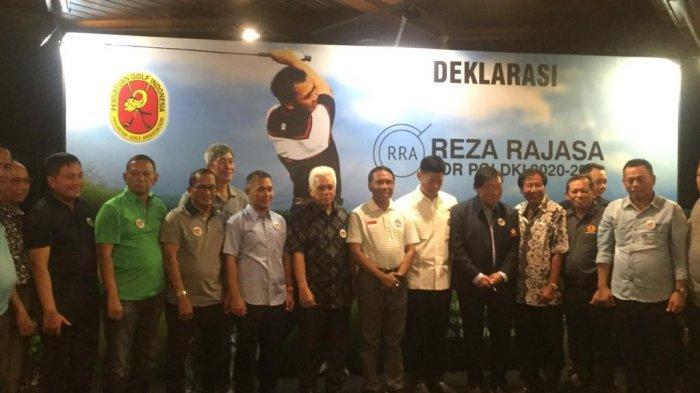 Raja Sapta Oktohari: Reza Jadi Ketua PGI Jaya, 12 Tahun lagi Ada Pegolf Indonesia di Olimpiade