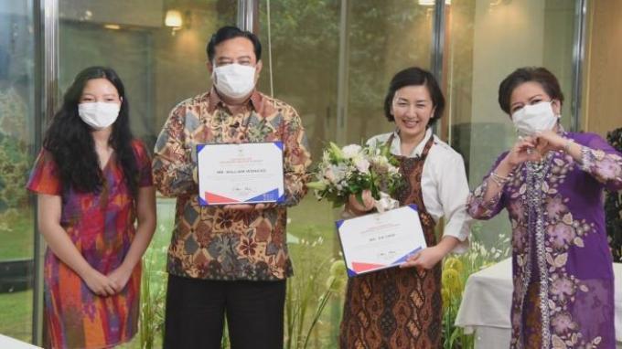 KBRI Seoul Gandeng Dua Chef Ternama, Cara Indonesia Tingkatkan Diplomasi Lewat Kuliner