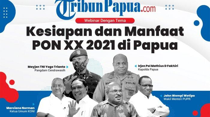 Kabaintelkam Polri Komjen Paulus Waterpauw Apresiasi Tribun Network Luncurkan Tribun-Papua.com