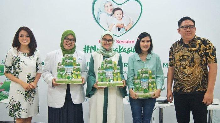 Asifit-Nakita.id Gelar Parent Session #MenjagaKasihIbu, Tema Mitos dan Fakta Menyusui Millenial Moms