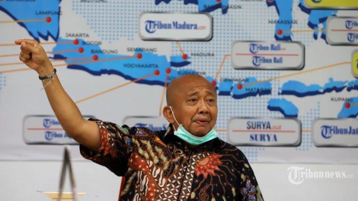 39 Tahun Berkarya, Sang Legenda Herman Darmo Purna Tugas,'Ini Bukan Perpisahan, Tak Perlu Bersedih'