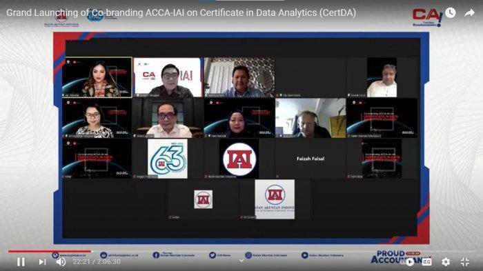 ACCA dan IAI Sepakati Kerjasama Certificate of Data Analytics