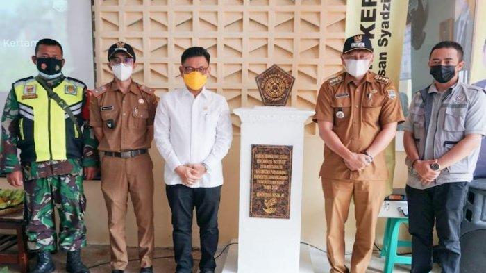 Legislator Golkar Ingatkan Masyarakat Pentingnya Gotong Royong di Tengah Pandemi