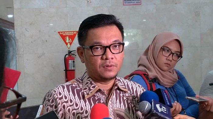 Juru bicara Tim Kampanye Nasional (TKN) Jokowi-Ma'ruf, Ace Hasan Syadzily.