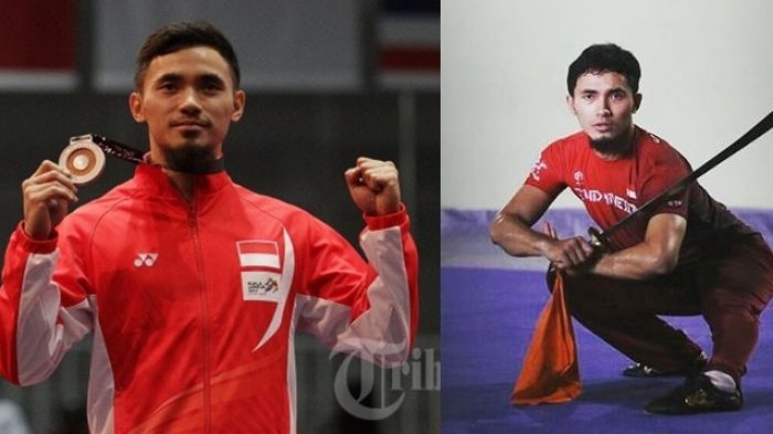 Atlet Wushu Achmad Hulaefi Pertama Kali Pakai Seragam PNS Disambut Anies Baswedan, Intip Fotonya