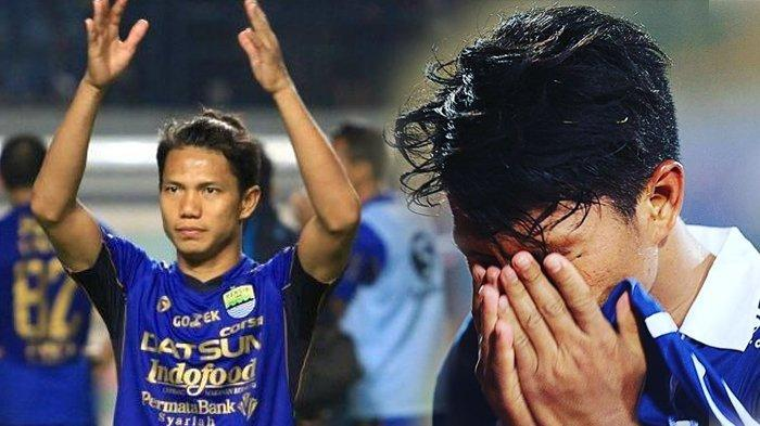 Jupe Hengkang, Skuat Era Emas Persib Bandung Hanya Tersisa Tiga Orang