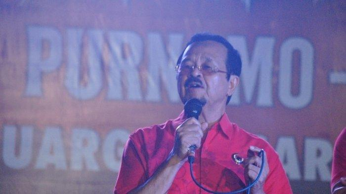 Wakil Wali Kota Solo Achmad Purnomo.
