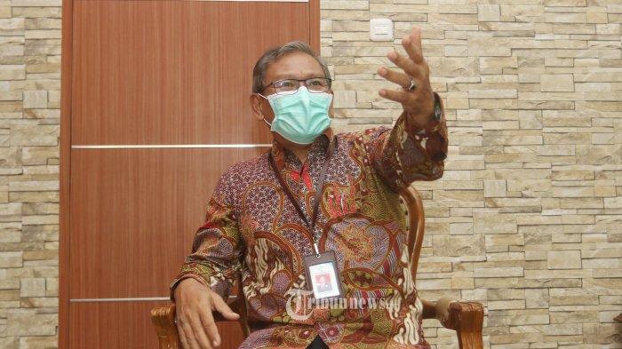 Achmad Yurianto, Dirjen pencegahan dan pengendalian penyakit kemenkes. WARTA KOTA/NUR ICHSAN