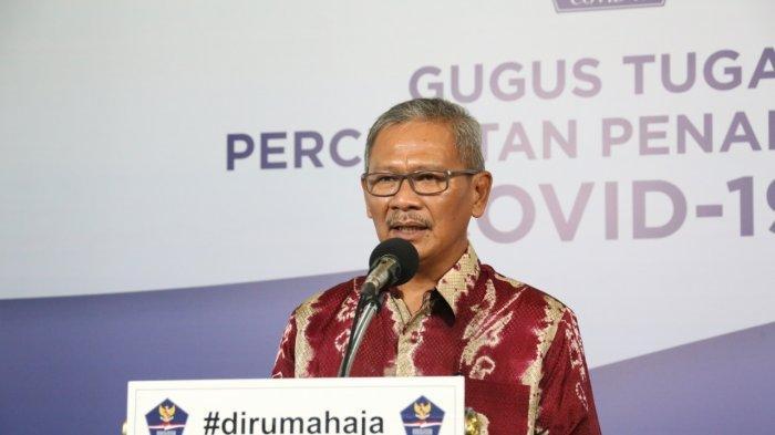 Update Kasus Corona di Indonesia: Bertambah 61 Orang, Total 747 Pasien Sembuh Dari Covid-19