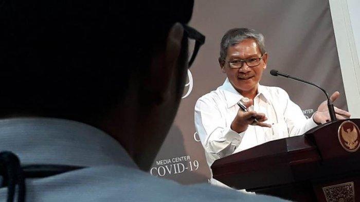 Virus Corona Mulai Tanpa Gejala dan Munculkan Kekhawatiran Baru, Achmad Yurianto Singgung Antisipasi